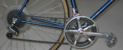 Fixed Gear on the Cheap