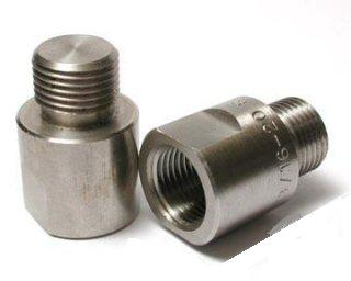 Pedal thread adaptors