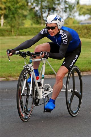 Carl Saint, 2009 Time Trial