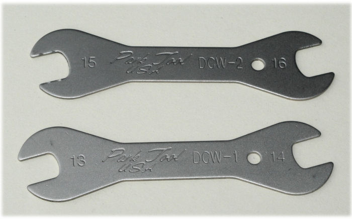 Cone Wrenches