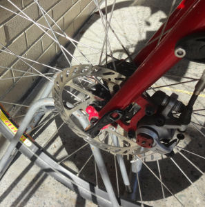 older hayes disc brakes