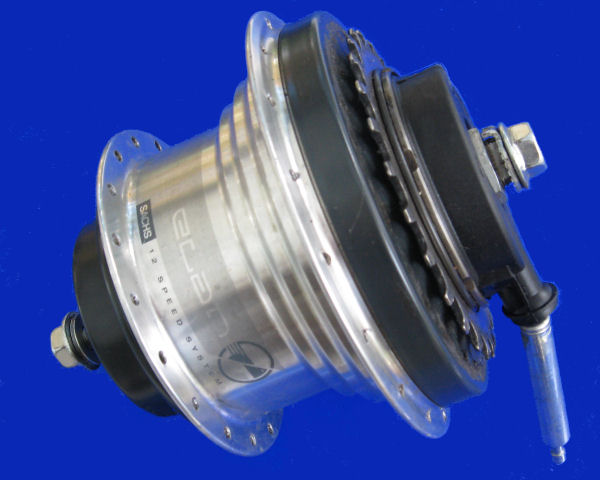 Elan 12-speed hub