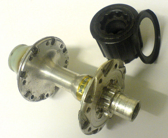 Shimano Cassettes & Freehubs