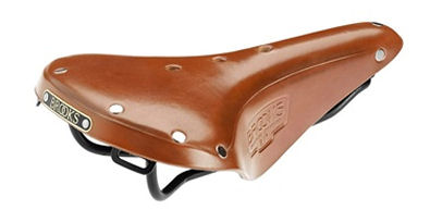 Brooks B17 leather saddle