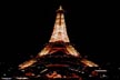 eifel tower night