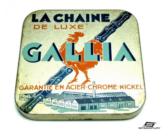 Gallia chain box