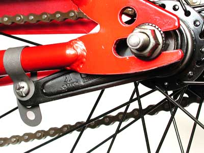 Reaction Arm of Coaster Brake