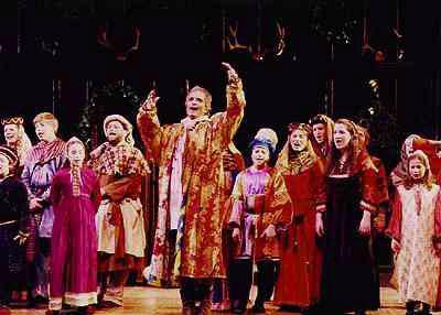 Christmas Revels.Revels Incorporated Cambridge Massachusetts Unofficial