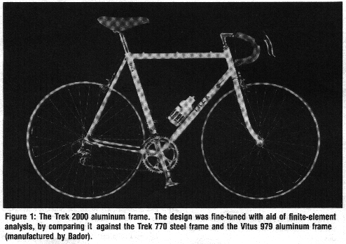 Finite Element Structural Analysis: A New Tool for Bicycle
