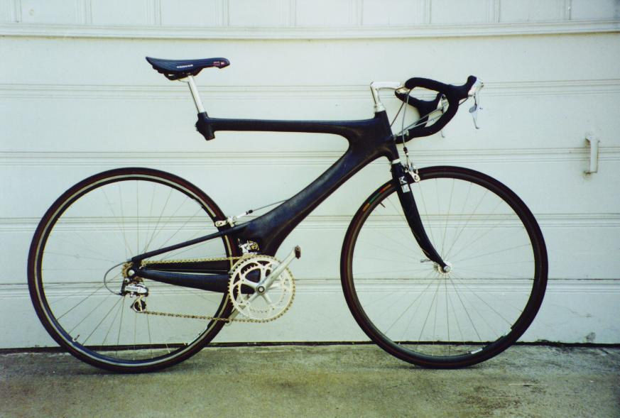 Carbon Fiber Bikes >> How I Built A Composite Bike In My Garage By Damon Rinard