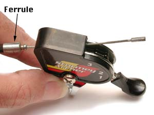 Sturmey Archer Cable Anchorage for Shift Cables